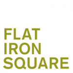 Flat Iron Square Logo